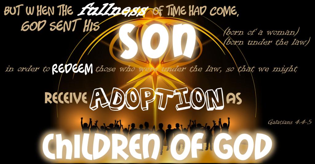 Galatians 4 4