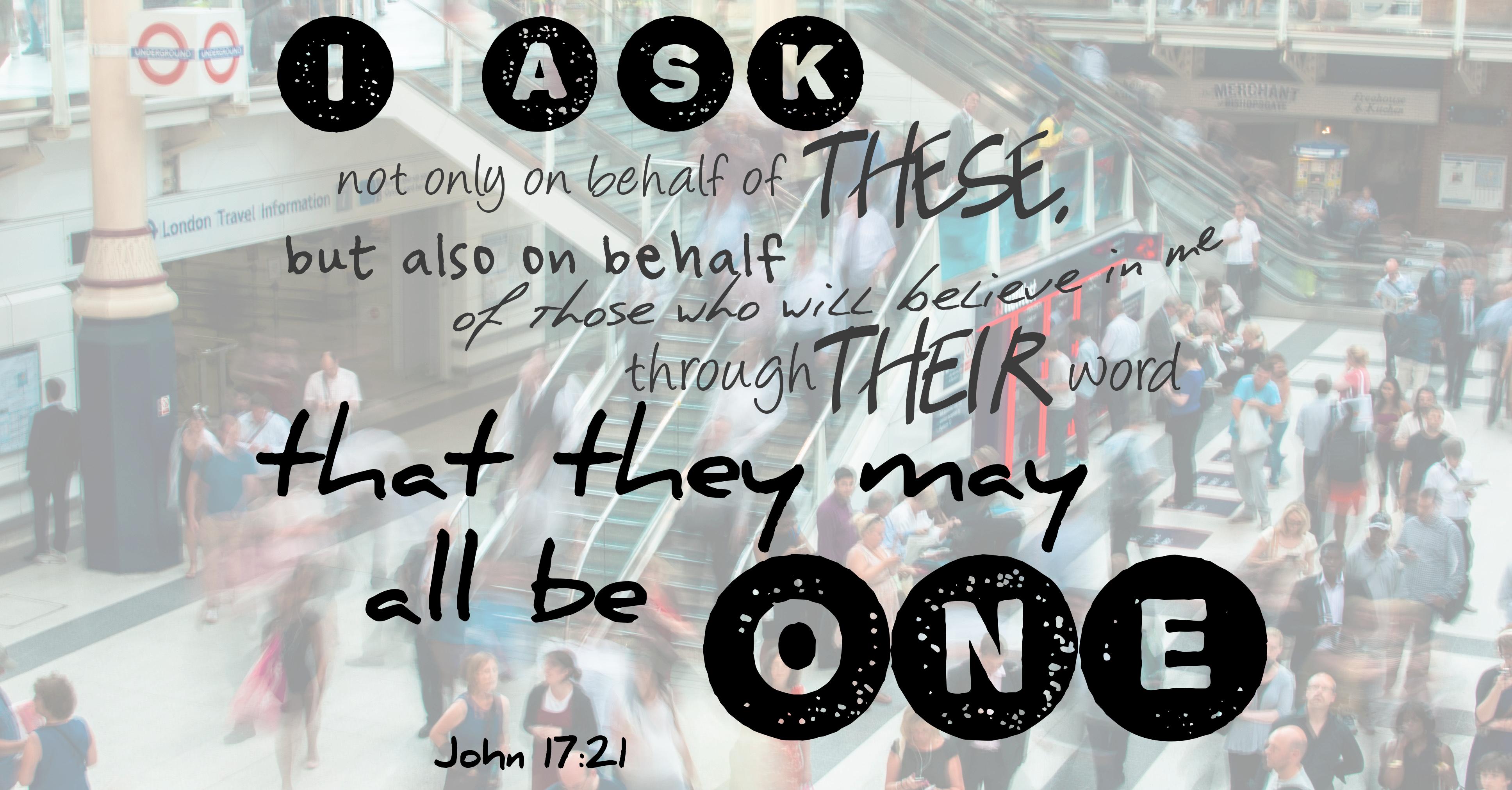 John 17 21 Alex Becker