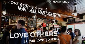 Mark 12:29