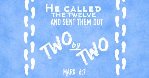 Mark 6:7
