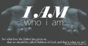 Exodus 3:14 and 1 John 3:1