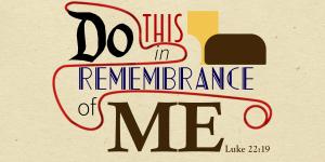Luke 22:19