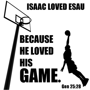 Genesis 25:28