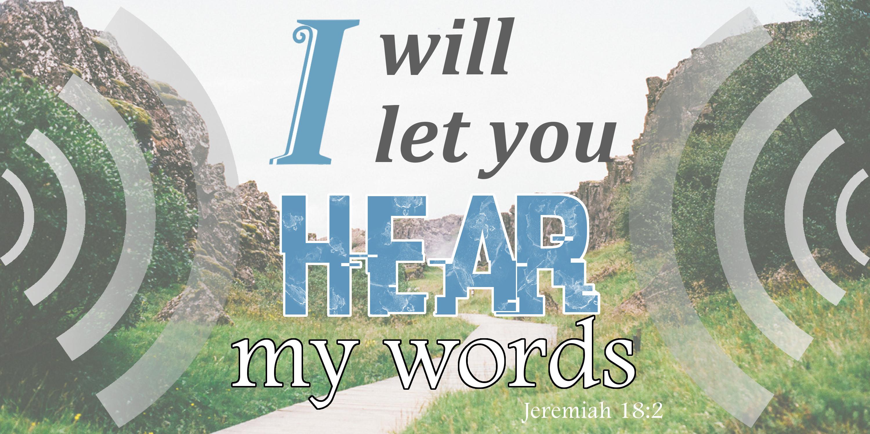 Jeremiah 18 2