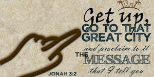 Jonah 3:2