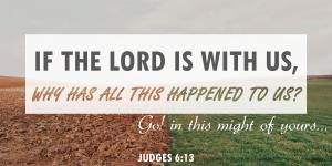 Judges 6:13
