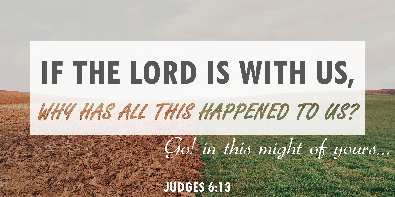Judges 6 13